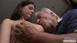 gratis nonno porno video